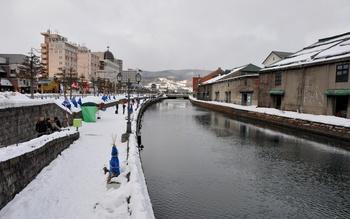 小樽運河の冬.JPG